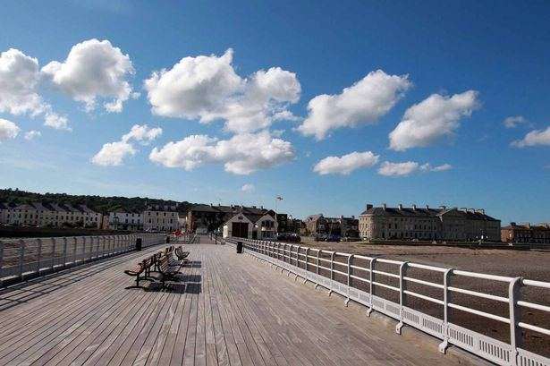 Beaumaris Pier White elephant fears after issues with Beaumaris Pier Daily Post