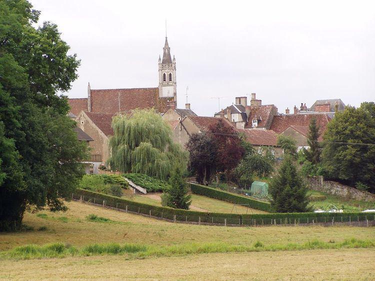 Beaumont-la-Ferrière
