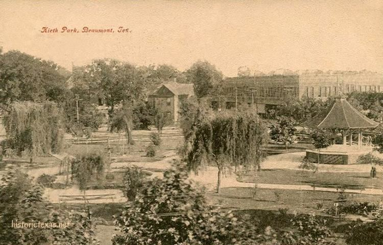 Beaumont, Texas in the past, History of Beaumont, Texas