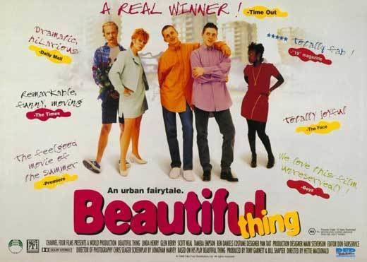 Beautiful Thing (film) Always take a colouring book with you Beautiful Thing Film Review