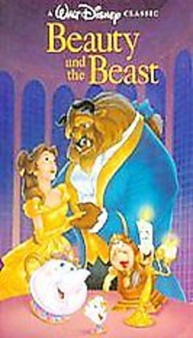 Beauty and the Beast (1992 film) Closing to Beauty and the Beast 1992 VHS Version 1 YouTube