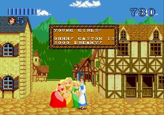 Beauty & The Beast: Belle's Quest Disney39s Beauty and the Beast Belle39s Quest User Screenshot 19 for