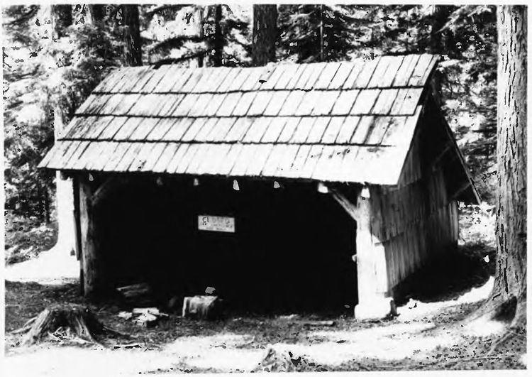Beaver Pass Shelter