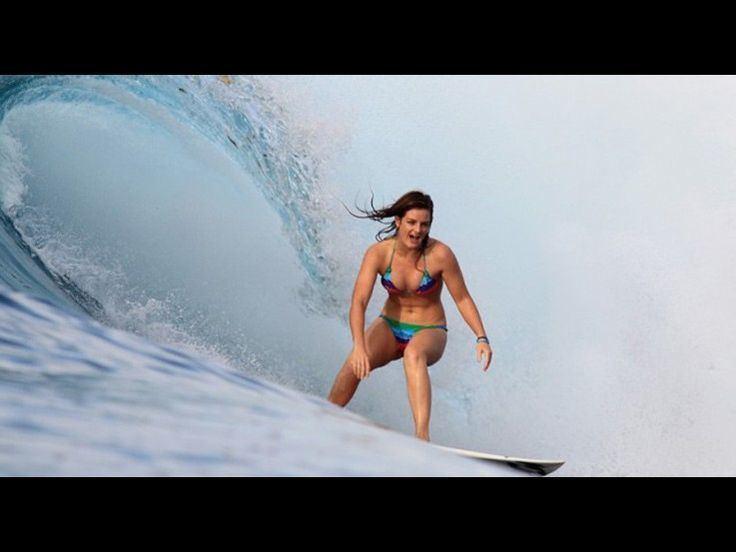 Bec Woods Bec Woods ASP World Tour Surfer Coach SurfCareers