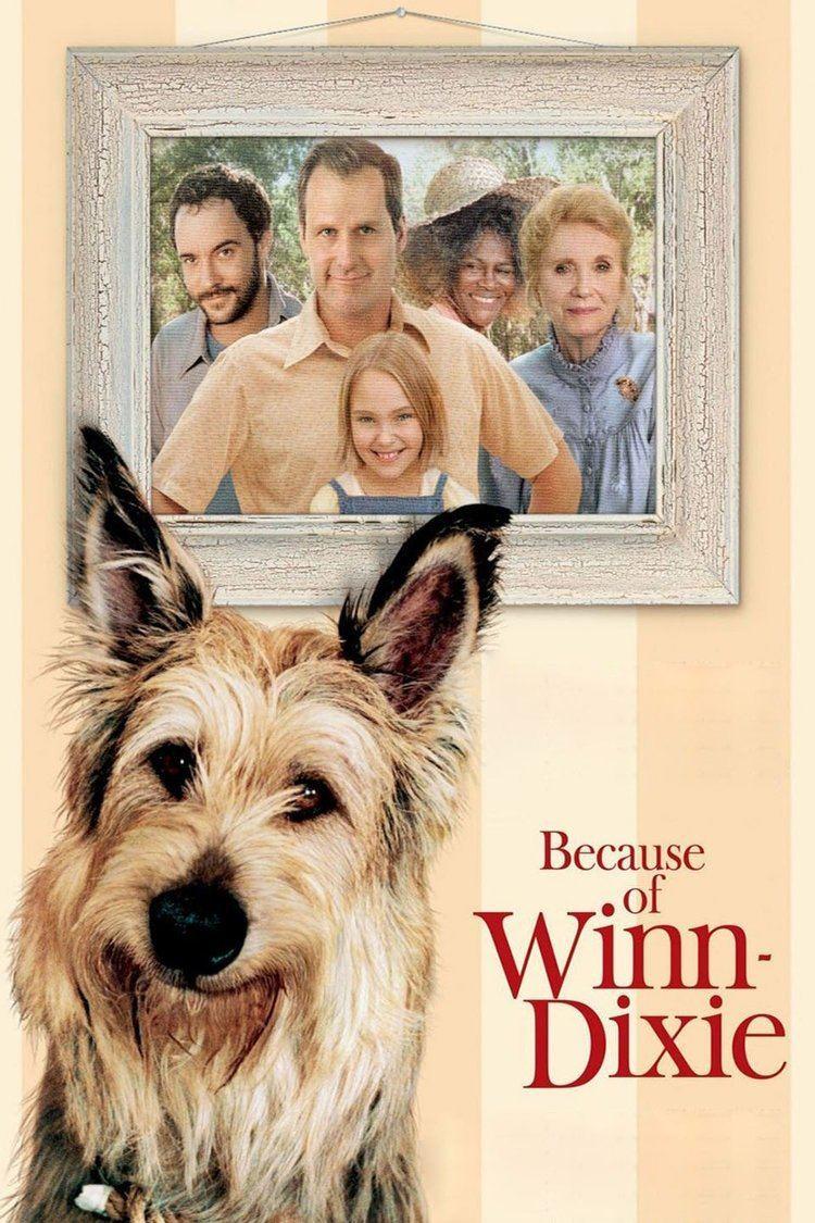Because of Winn-Dixie (film) wwwgstaticcomtvthumbmovieposters35577p35577