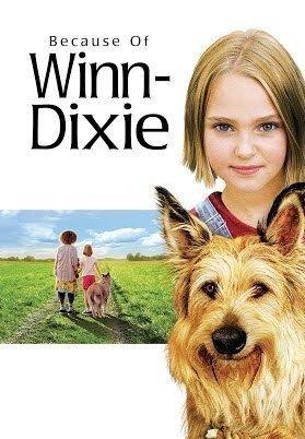 Because of Winn-Dixie (film) Because of WinnDixie TRAILER YouTube