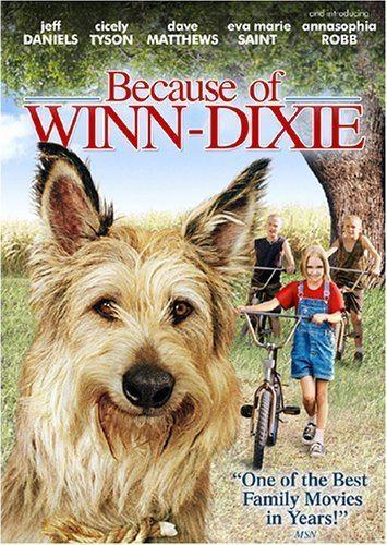 Because of Winn-Dixie (film) Amazoncom Because of WinnDixie AnnaSophia Robb Jeff Daniels