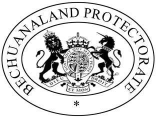 Bechuanaland Protectorate Botswana Arms