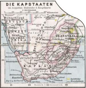 Bechuanaland Protectorate History of Botswana Wikipedia