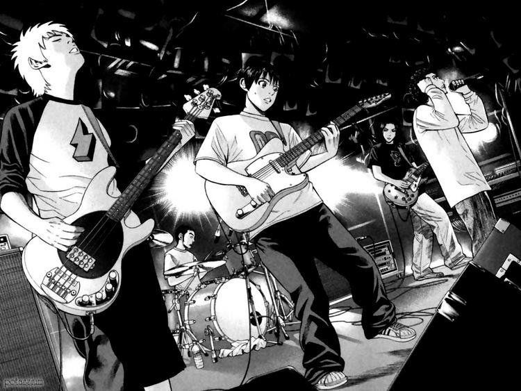 Beck (manga) beck mongolian chop squad