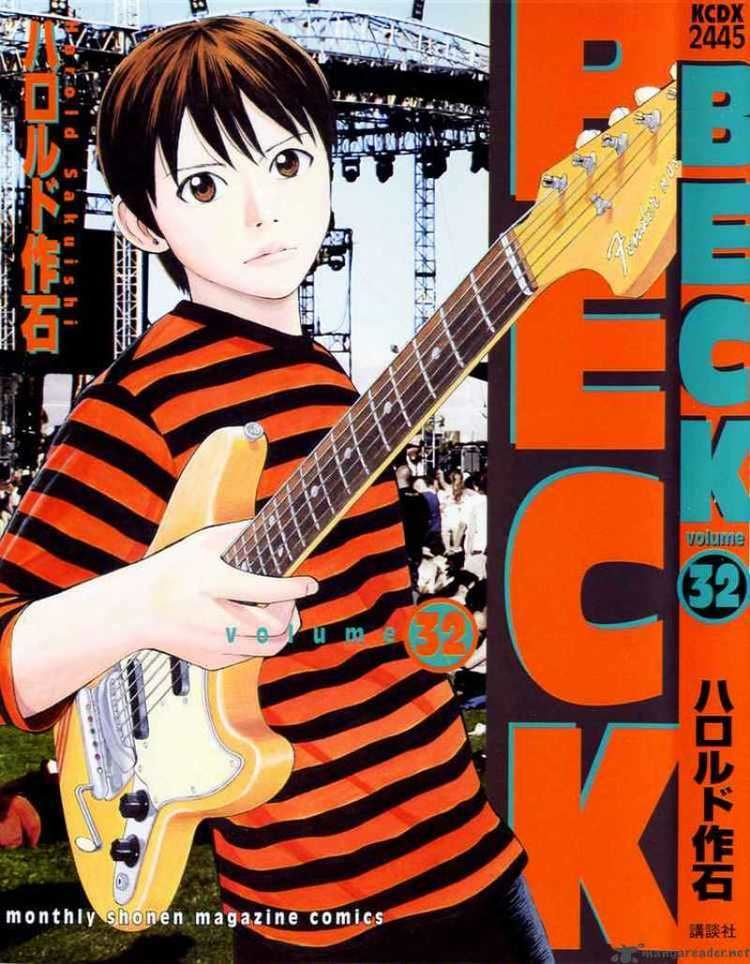 Beck (manga) Beck 95 Read Beck 95 Online Page 1