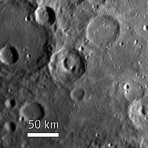 Beckett (crater)