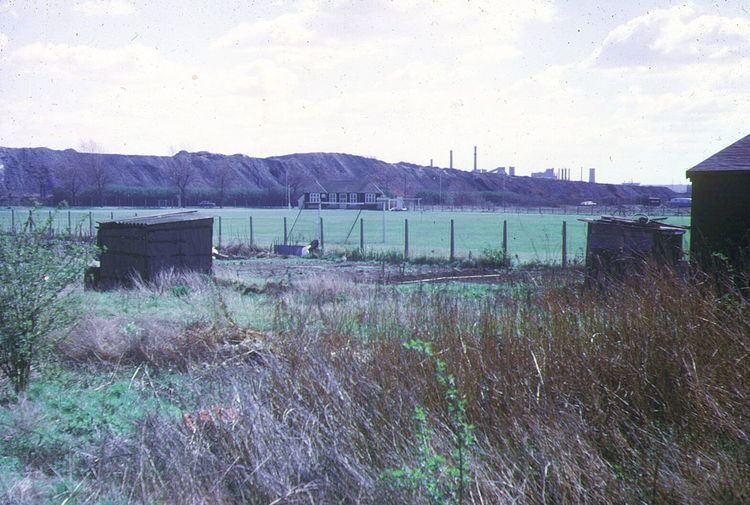 Beckton Gas Works