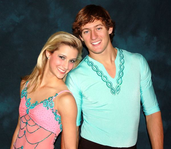 Becky Bereswill Becky Bereswill finds new joy and strength in pairs Figure