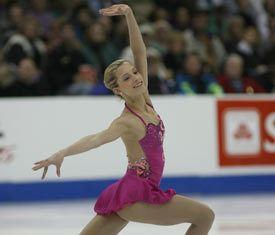 Becky Bereswill icenetworkcom News Becky Bereswills Finlandia Trophy diary