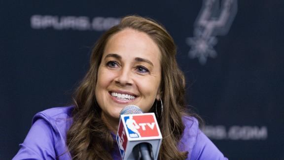 Becky Hammon Impact 25 The Year Of The Woman And The Woman Of The Year