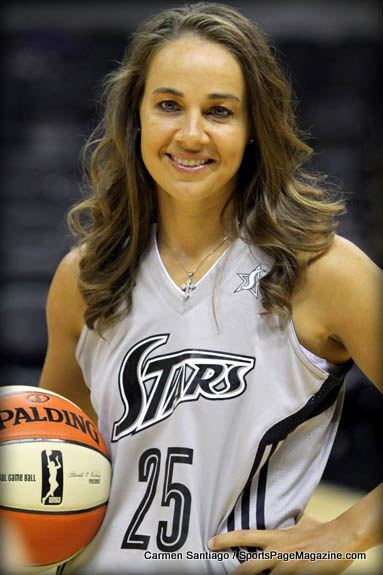 Becky Hammon WNBA star Becky Hammon becomes second female to coach in