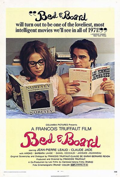 Bed and Board (1970 film) Bed and Board Movie Review Film Summary 1971 Roger Ebert