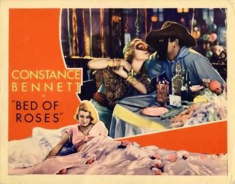 Bed of Roses (1933 film) Chumps Ticket BED OF ROSES 1933 SMART WOMAN 1931 Bright