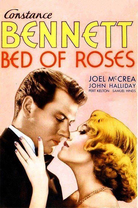 Bed of Roses (1933 film) wwwgstaticcomtvthumbmovieposters44631p44631