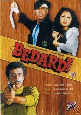 Bedardi 1993 GVI DVD
