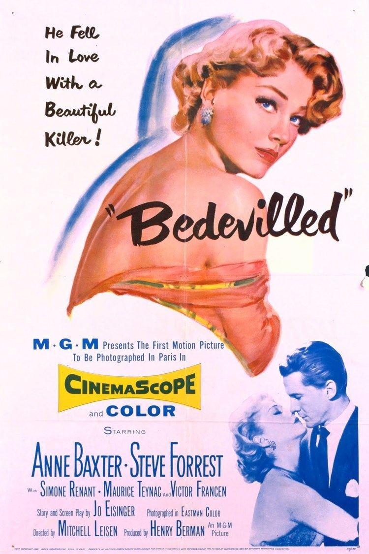 Bedevilled (1955 film) wwwgstaticcomtvthumbmovieposters8818p8818p
