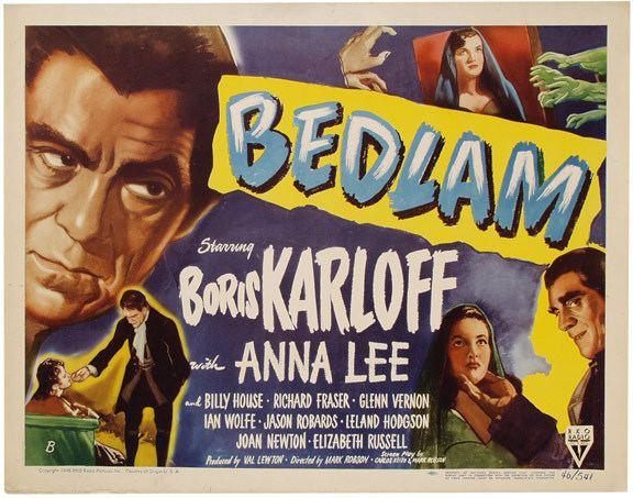 Bedlam (film) Bedlam 1974 review Jonathan Rosenbaum