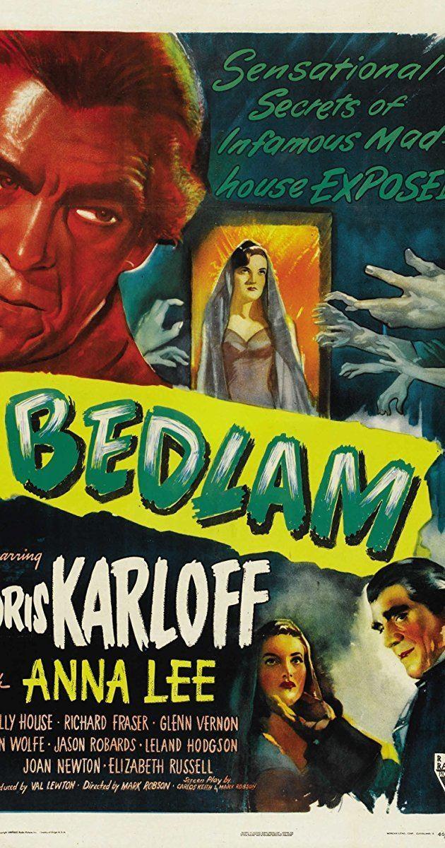 Bedlam (film) Bedlam 1946 IMDb