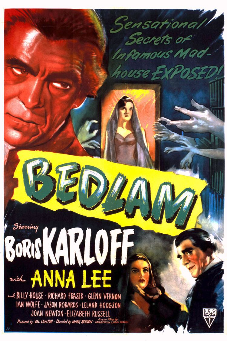 Bedlam (film) wwwgstaticcomtvthumbmovieposters2523p2523p