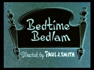 Bedtime Bedlam Woody Woodpecker Bedtime Bedlam B99TV