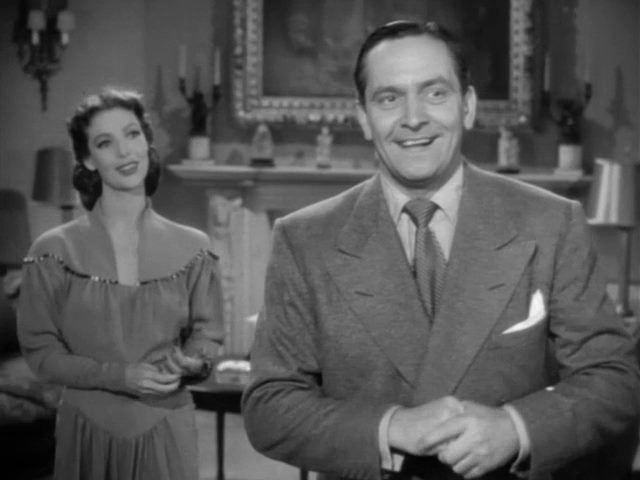 Bedtime Story (1941 film) Bedtime Story 1941 Alexander Hall Fredric March Loretta Young