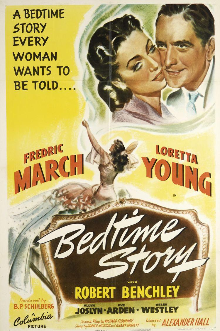 Bedtime Story (1941 film) wwwgstaticcomtvthumbmovieposters46423p46423