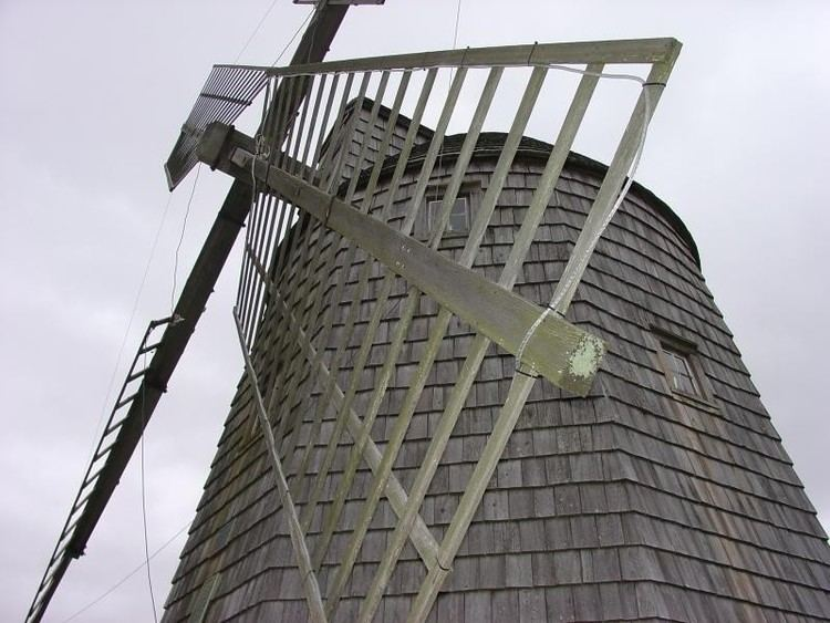 Beebe Windmill Yorktown Windmill Project New England Windmill Tour