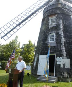 Beebe Windmill Renovated Beebe Windmill is rededicated on Saturday Bridgehampton