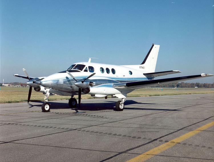 Beechcraft King Air httpsuploadwikimediaorgwikipediacommons44