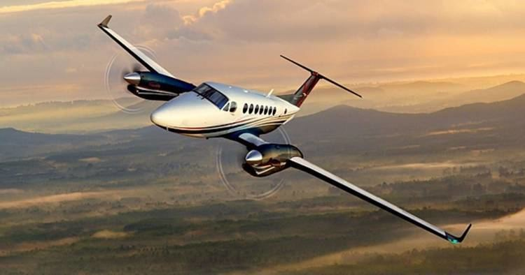 Beechcraft King Air Beechcraft King Air 350i 12 Best Private Planes You Can Buy Now