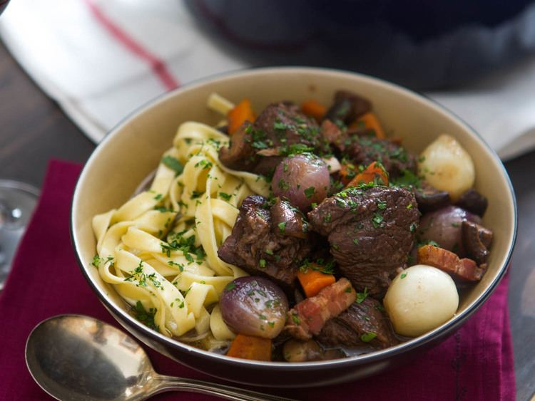 Beef bourguignon How to Make the Best Boeuf Bourguignon Beef Stewed in Red Wine