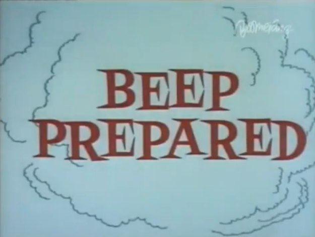 Beep Prepared View topic Beep Prepared My Lion King Forum