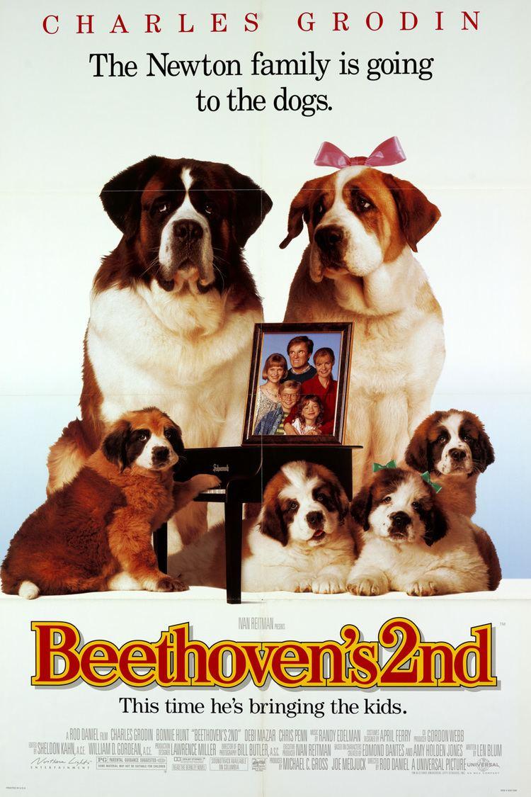 Beethoven's 2nd (film) wwwgstaticcomtvthumbmovieposters15281p15281
