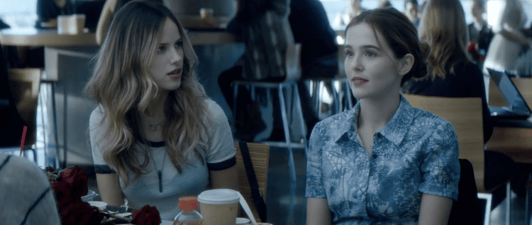 Before I Fall (film) First Trailer for Time Loop Film 39Before I Fall39 Starring Zoey