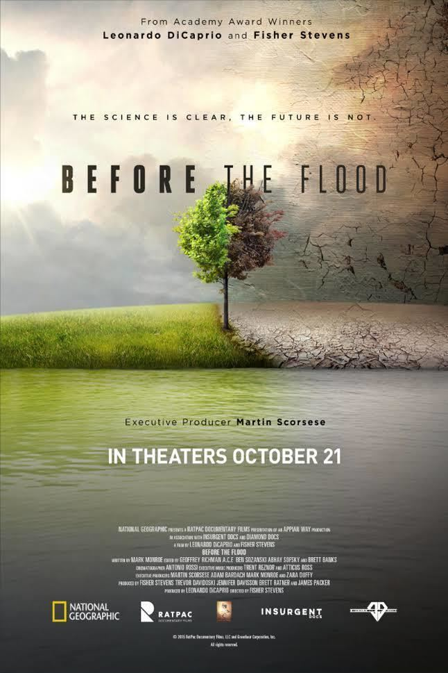 Before the Flood (film) t1gstaticcomimagesqtbnANd9GcQmcPEOtrWDmuDS