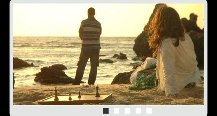 Before You Is the Sea Before you is the sea a film by Hisham Zreiq