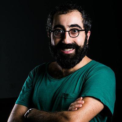 Behdad Esfahbod TYPO Talks Speakers Behdad Esfahbod