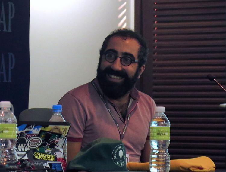 Behdad Esfahbod Behdad Esfahbod