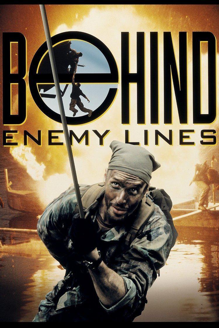 Behind Enemy Lines (1997 film) wwwgstaticcomtvthumbmovieposters19119p19119