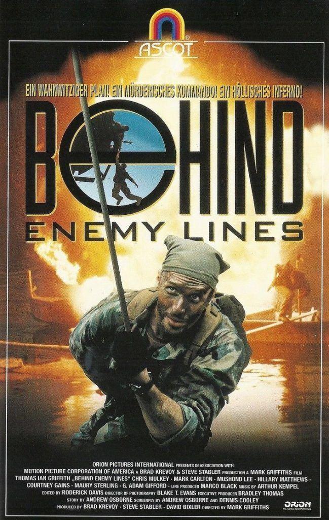 Behind Enemy Lines (1997 film) AOBG Behind Enemy Lines killcount