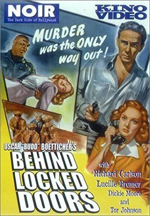 Behind Locked Doors Amazoncom Behind Locked Doors Lucille Bremer Richard Carlson