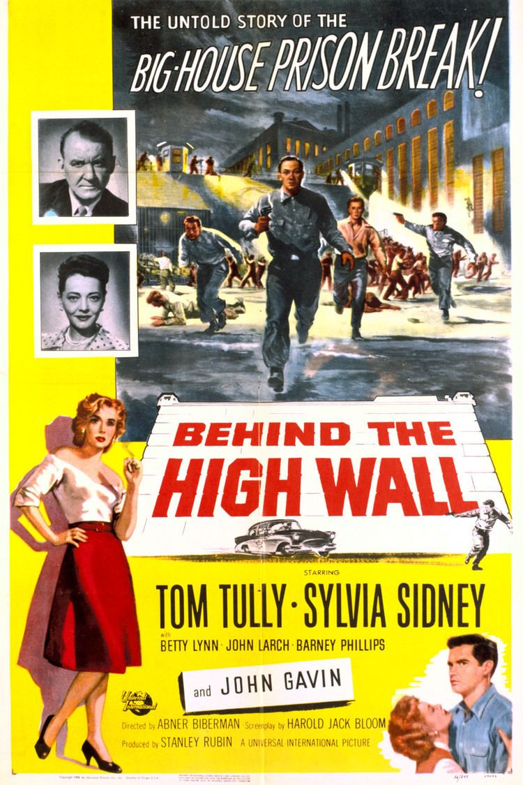 Behind the High Wall wwwgstaticcomtvthumbmovieposters40956p40956