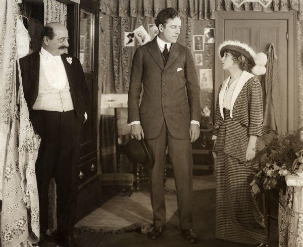 Behind the Scenes (1914 film) Behind the Scenes 1914 film Wikipedia