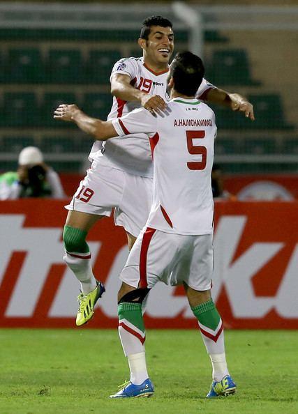 Behnam Barzay Behnam Barzay Photos Japan v Iran AFC U22